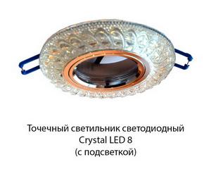 Светильник для натяжных потолков